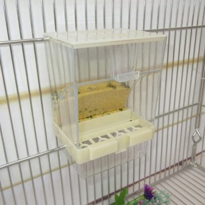 Canary feeders