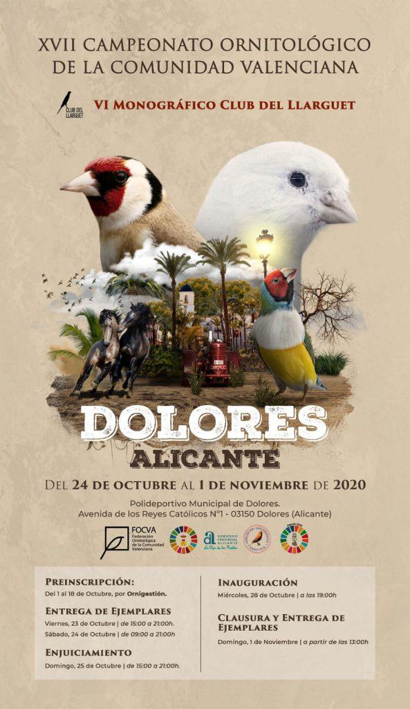 XVII campeonato ornitológico de la comunidad valenciana